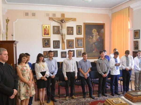 Дяківсько-катехитичний коледж Коломийської єпархії проводить набір на навчання