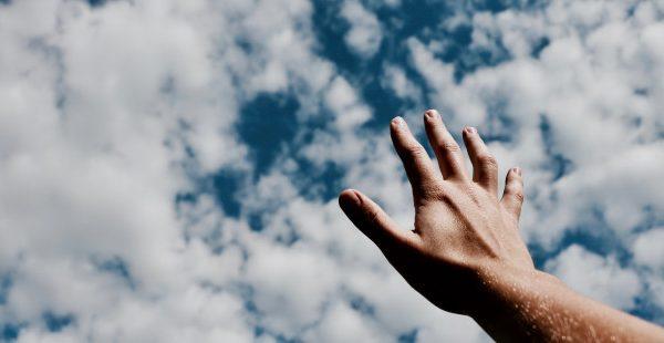Найпростіший молитовний метод для кожного. Вистачить п'ять пальців