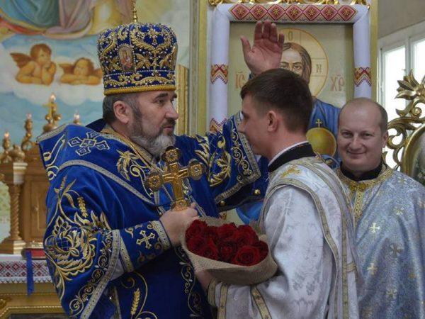 Владика Василій (Івасюк) очолив святкування храмового празника на парафії Стрітення Господнього