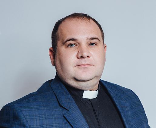 """""""Соціальне служіння для блага ближнього має бути вкоріненим в життя кожного християнина"""", – о. Сергій Триф'як"""
