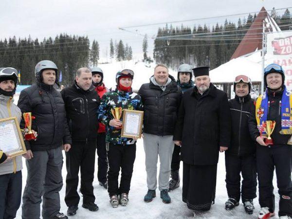Священики та семінаристи УГКЦ провели лижні змагання в Буковелі