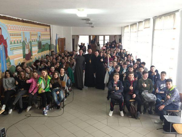 У Косові провели великопосні реколекції для молоді