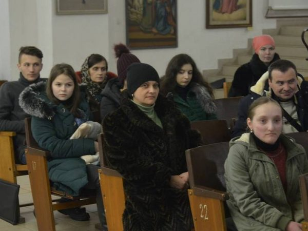 У Коломиї відбулась зустрічмолоді на молитву Тезе