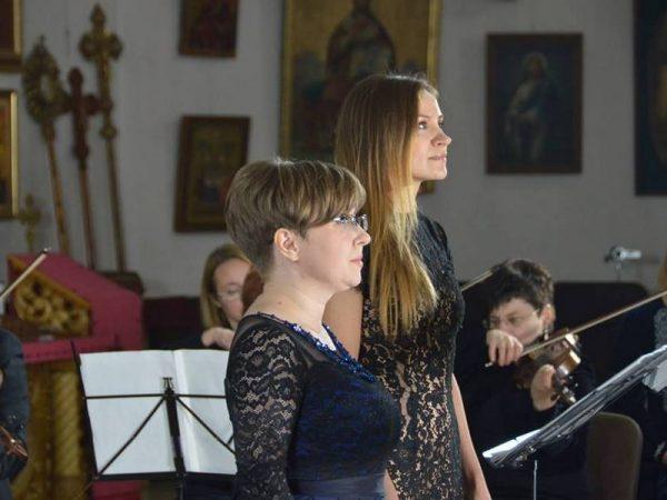 """У Коломиї відбувся концерт духовної музики """"Stabat Mater"""""""