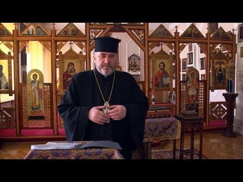 Слово Боже від Владики Василія. Про особливості Великого посту (відео)