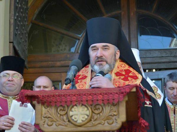 Великоднє послання Преосвященного владики Василія Івасюка