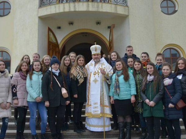 Щорічний єпархіальний форум вкотре об'єднав молодь Коломийщини