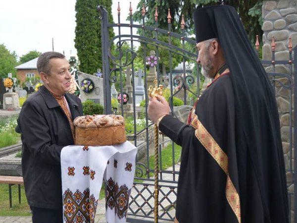 150-річчя храму Преображення Господнього відзначили в с.Старі Кути