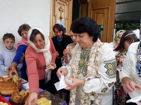 На парафії Різдва Івана Хрестителя с. Перерісль відзначили День Матері