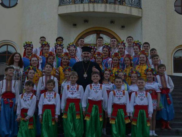 У Коломиї відбувся святковий концерт присвячений Дню матері