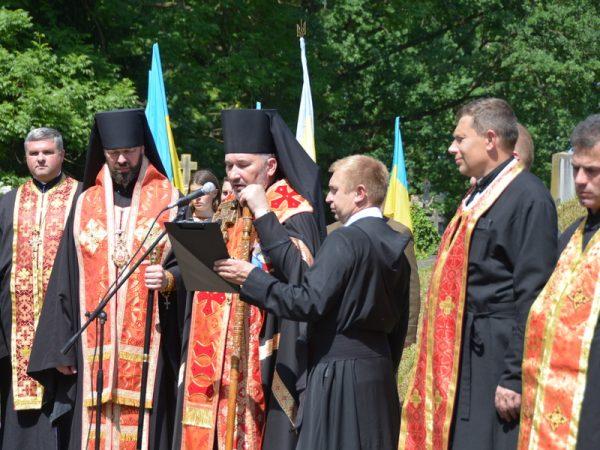 В День Героїв України коломияни пройшли урочистою ходою