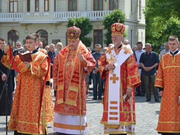 У Коломийській єпархії відзначили 5-ту річницю з дня смерті владики Миколая Сімкайла