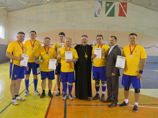 У Коломиї провели міжєпархіальний турнір з волейболу, присвячений пам'яті владики Миколая Сімкайла
