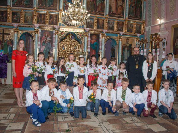 Свято Матері на парафії Святого Миколая с. Гвізд