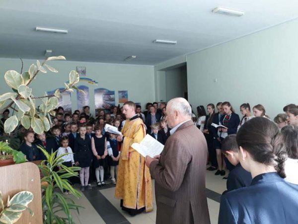 Тиждень духовності в с. Поляниця