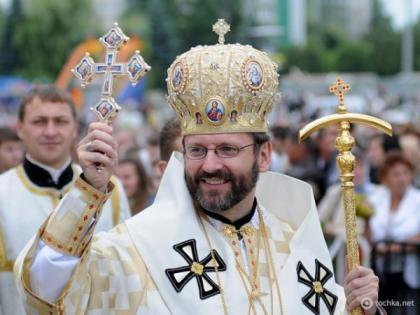 Сьогодні, 5 травня, Блаженніший Святослав, Глава УГКЦ, святкує свій день народження
