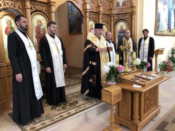 У Коломийській єпархії УГКЦ розпочато новий етап канонічних візитацій