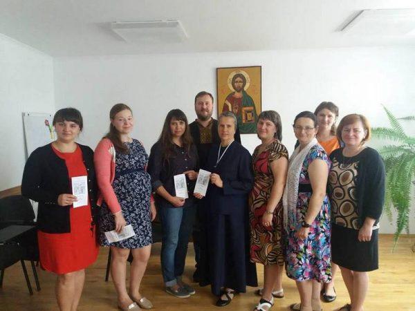 Завершились реколекції для дружин священиків Коломийської єпархії