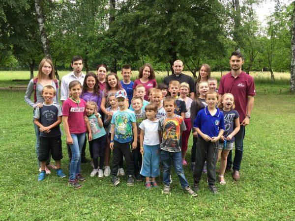 У Воскресінцях провели табір для дітей, що перебувають у складних життєвих ситуаціях