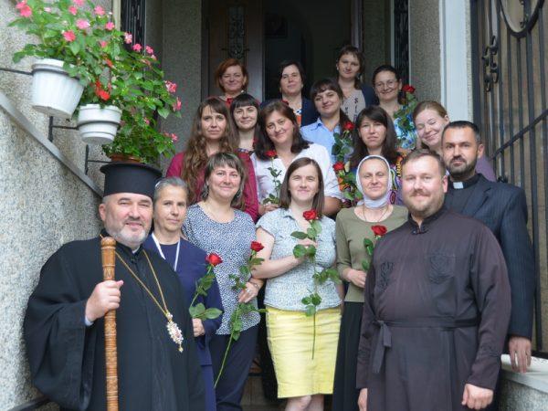 Владика Василій відвідав реколекції для дружин священиків