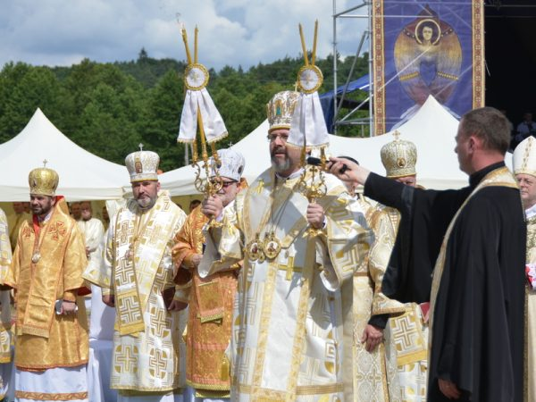 Всеукраїнська проща в Страдчі