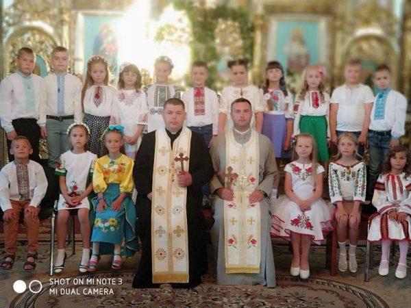 Без Пресвятої Євхаристії, без Тебе Христе життя нема