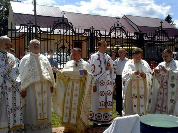Форум мирян Христа Чоловіколюбця в Печеніжині