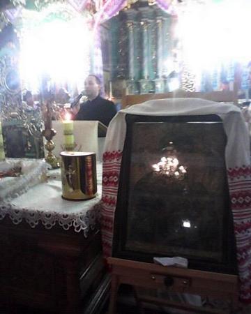 Віднова духа на парафії с.Гаврилівка