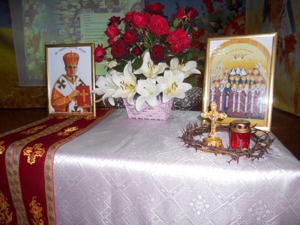 На парафії с.Лоєва вшанували 125 річницю з дня народження Блаженного Симеона Лукача