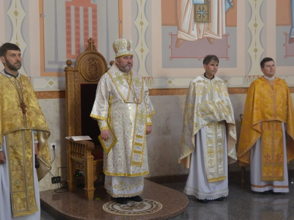Чин відновлення хресних обітів з нагоди 1030-річчя Володимирового хрещення