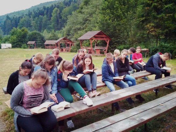 """Запрошуємо до літнього християнського табору """"Дора"""" (анонс)"""