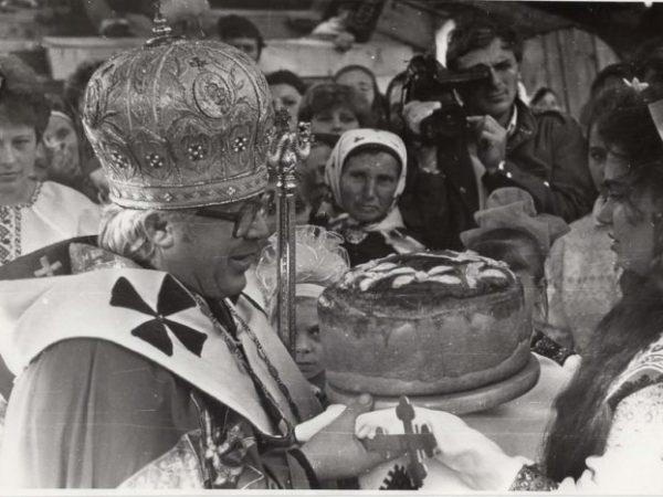 Минає 92 річниця від дня народження владики Павла Василика