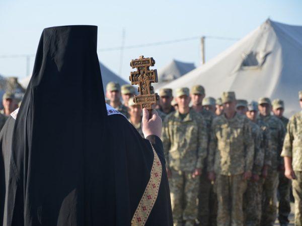 Духовно-психологічне розвантаження для воїнів АТО (анонс)