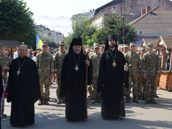 У Коломиї відбулись святкові урочистості з нагоди Дня Незалежності