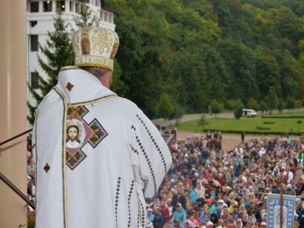 Завершилась велелюдна Успенська проща у Зарваниці