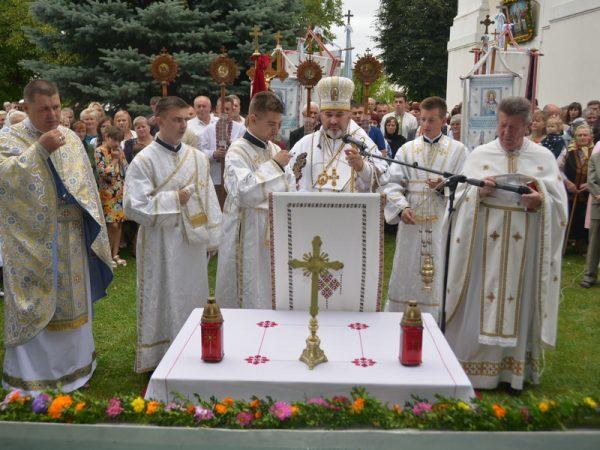 У Городенці відзначили 255-ту річницю храму Успення Пресвятої Діви Марії