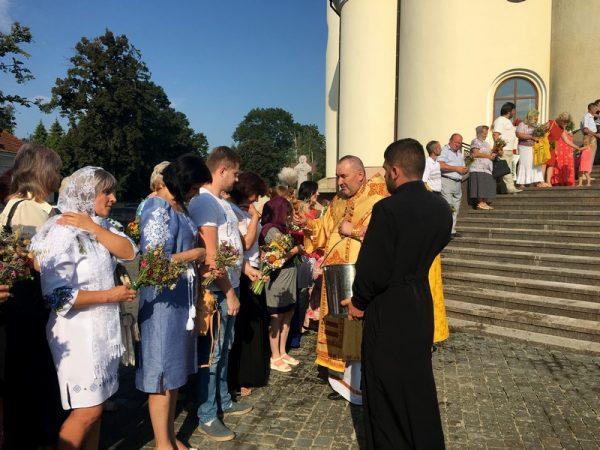 Архиєрейська Божественна Літургія в день святих мучеників Маковейських