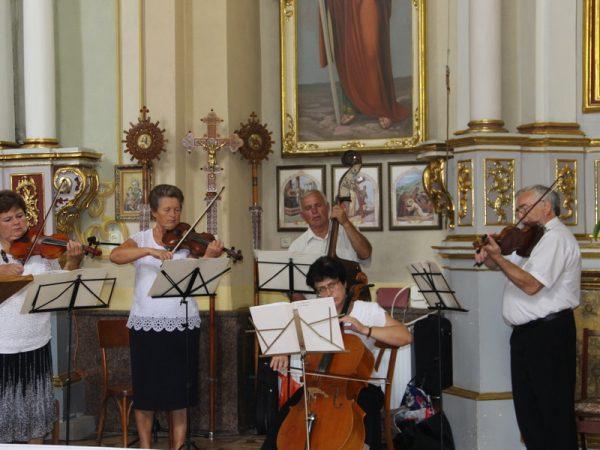 Святочна Академія у Городенці