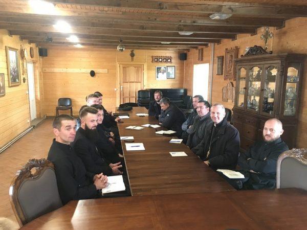 Засідання Комісії у справах молоді