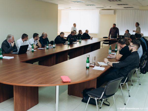 Працівники економічних відділів єпархій УГКЦ взяли участь у практичному тренінгу