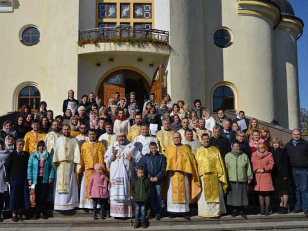 Святкування Дня катехита в Коломийській єпархії