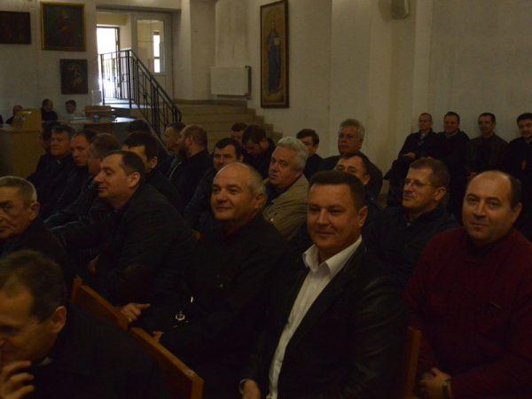 У Катедральному соборі м.Коломия відбулась конференція духовенства єпархії