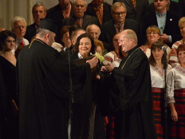 У Коломиї відбувся V ювілейний фестиваль духовної пісні