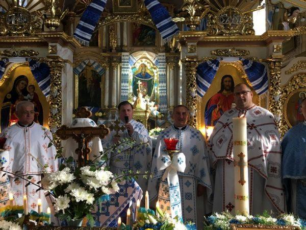 У Сопові відзначили 165-ту річницю від дня освячення храму