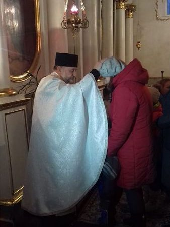 У с.Серафинці провели духовні реколекції для парафіян