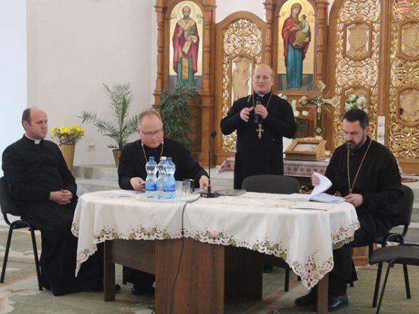 Єпархіальна візитація на парафії с.Перерісль