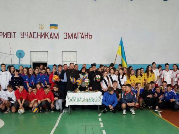 В Отинії відбувся волейбольний турнір присвячений Року Божого Слова