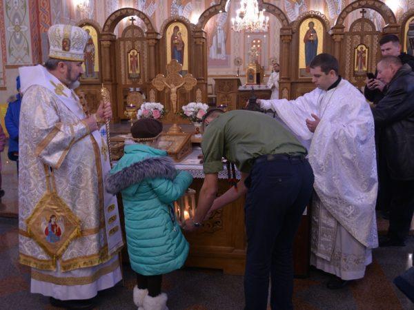 Архиєрейське богослужіння в Катедральному соборі м.Коломиї