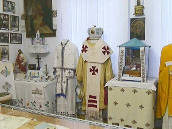 На Надвірнянщині працює музей історії підпільної церкви (відео)