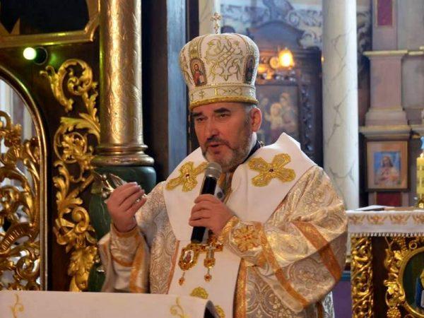 Вітаємо владику Василія, єпарха Коломийського з іменинами!